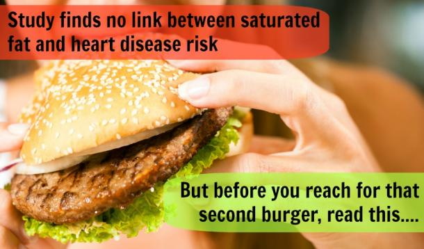 Saturated fat prevents coronary artery disease? An ...